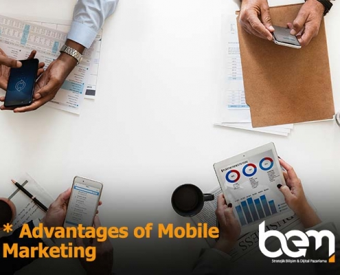 Advantages of Mobile Marketing | Featured Image