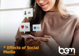 What are the effects of social media