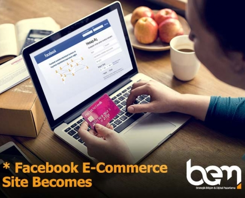 Facebook E-Commerce Site Becomes