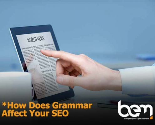 How does grammar affect your SEO? Featured Image