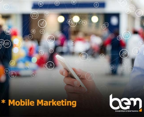 Mobile Marketing | Front Image