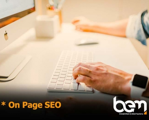 On Page SEO | Featured Image