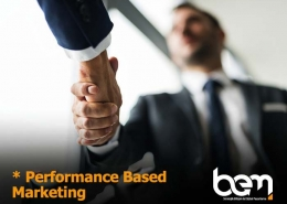 What is Performance Based Marketing