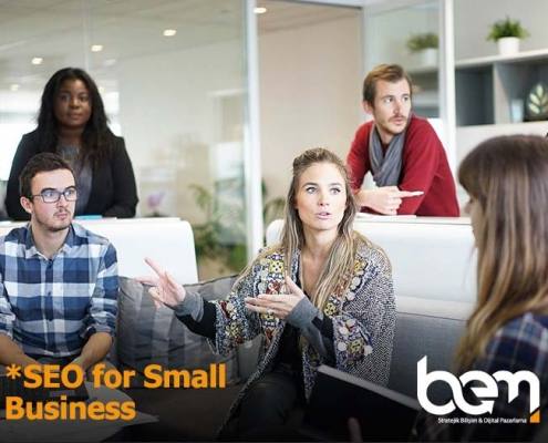SEO for Small Business | Front Image