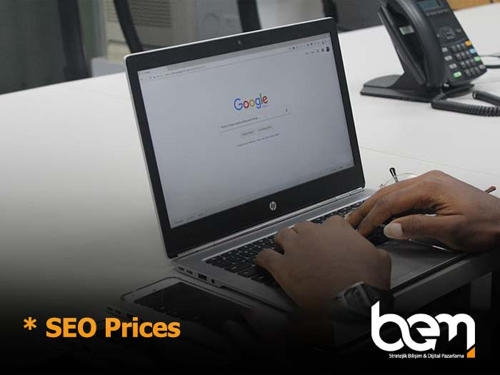 SEO Prices