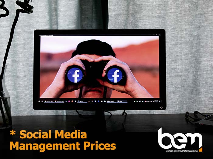 Social Media Management Prices